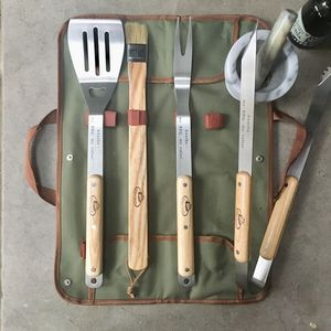 Personalised Bbq Tool Set - gifts for him