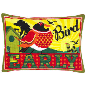 Early Bird Needlepoint Kit
