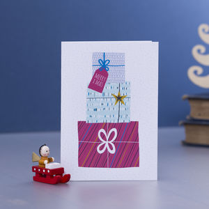 Christmas Present Card Pack - cards