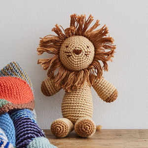 Lesley The Lion - best gifts for boys