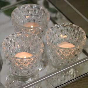 Harlequin Design Tea Light Holders