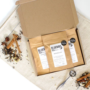 Six Month Tea Club Subscription - valentine's gifts for him