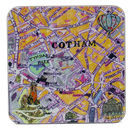 Bristol Map Coaster Cotham