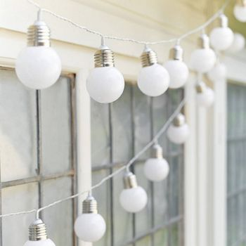 Battery Festoon String Lights