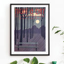 'Night And Day' Art Print