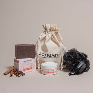 'Brick Lane' Soap And Body Butter Melt Gift Set - beauty & pampering