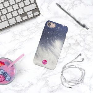 Cosmic Sky iPhone Case
