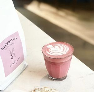 Premium Beetroot Latte
