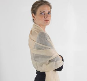Cashmere Wedding Wrap Shawl - pashminas & wraps