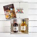 Quintessentially British Dressing Gift Box, inside