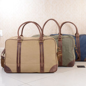 Canvas Tote Holdall Bag Gift For Her