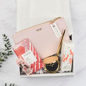 The 'On The Go' Personalised Essentials Gift Set