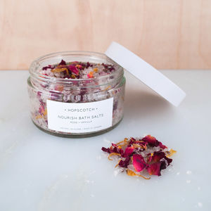 Nourish All Natural Bath Salts