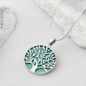 Tree Of Life Healing Necklace - godmother gifts