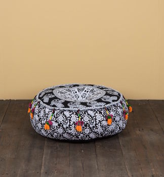 Giant Floor Pouffe