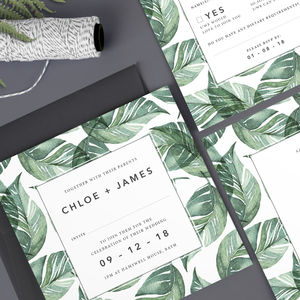 Wedding Stationery The Chloe Collection - invitations