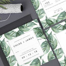 Wedding Stationery The Chloe Collection