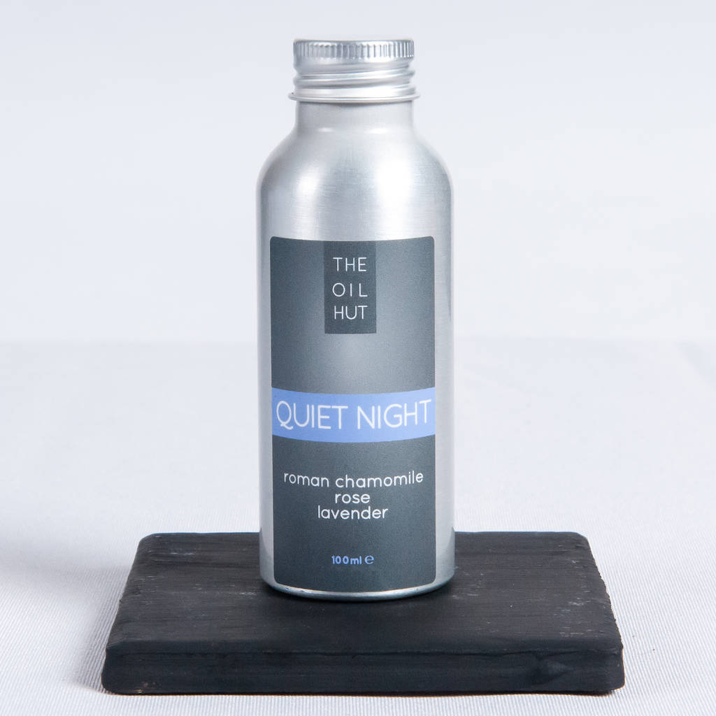 Sleep Oil 100 Natural Quiet Night Oil By The Oil Hut