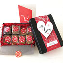 With Love' Luxury Brownie Gift For Six Months