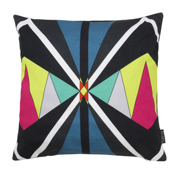 Bright Azetec Cushion Cover