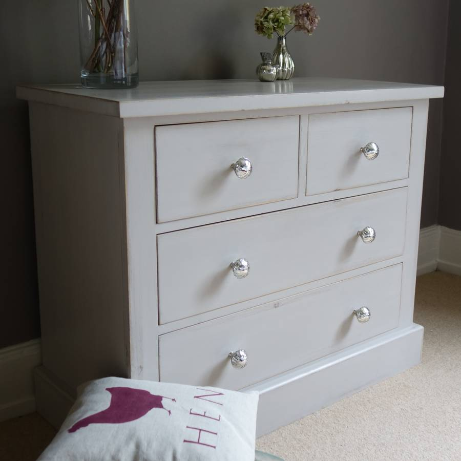 Chest Of Drawers Hand Painted Any Colour