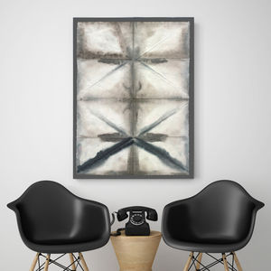 Cross Town Traffic, Canvas Art - modern & abstract