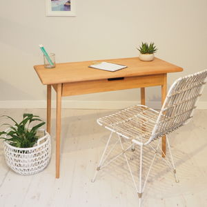 Contemporary Wooden Desk – Stockholm