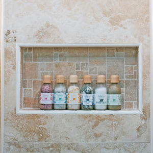 Aromatherapy Bath Salts Subscription: Six Instalments