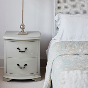 Stanley Bedside - bedside chests & tables
