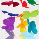 Rainbow Baby Mobile Butterfly Without Pink