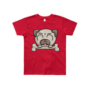 Cute Pug Dog T Shirt