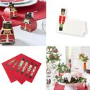 Christmas Nutcracker Table Decorations Pack