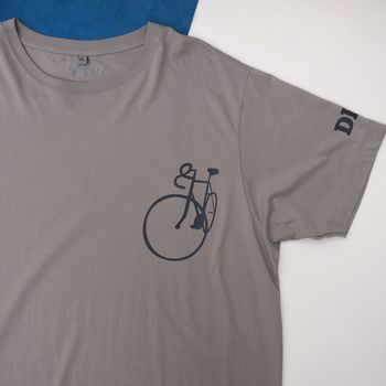Monogrammed Cyclist T Shirt