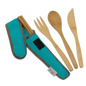 Bamboo Utensil/Cutlery Set