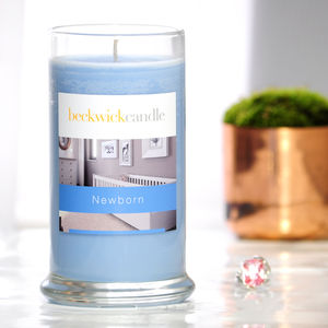 Newborn Scented Hidden Ring Candle