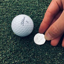 Get In The Hole Personalised Golf Ball Marker