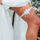 Something Blue Bridal Garter