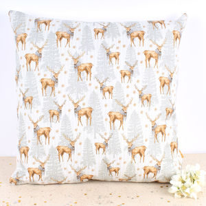 Winter Forest Cushion