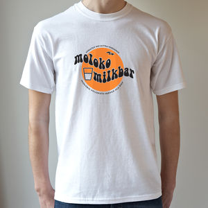 Clockwork Orange T Shirt - men's fashion
