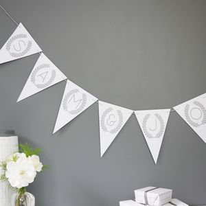 Bespoke Grecian Bunting - room decorations