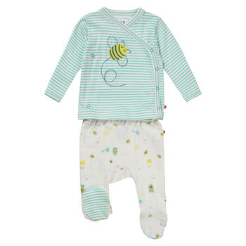 Honey Bee Baby Outfit / Gift Set