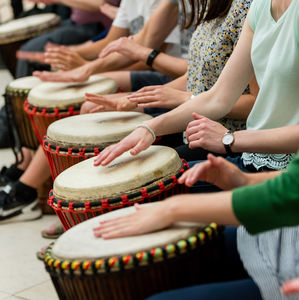 African Drumming Workshop For Two - experiences