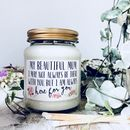 Always Here For You Scented Soy Candle
