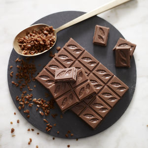 Salted Butter Caramel 41% Milk Chocolate Bar