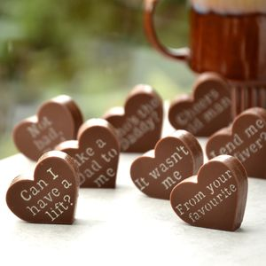 Father's Day 'Obnoxious Chocs' - food & drink