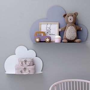 Cloud Shelf - children's room accessories