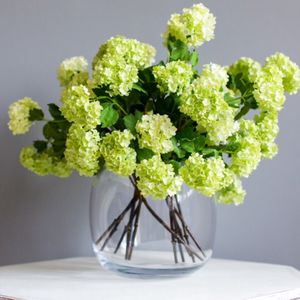 Faux Viburnum Arrangement