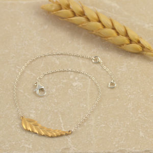 Ear Of Corn Bracelet - bracelets & bangles