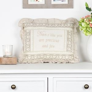 Beloved Nan Luxury Scatter Pillow Cushion - bedroom