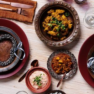 Two Month Indian Meal Kit Subscription